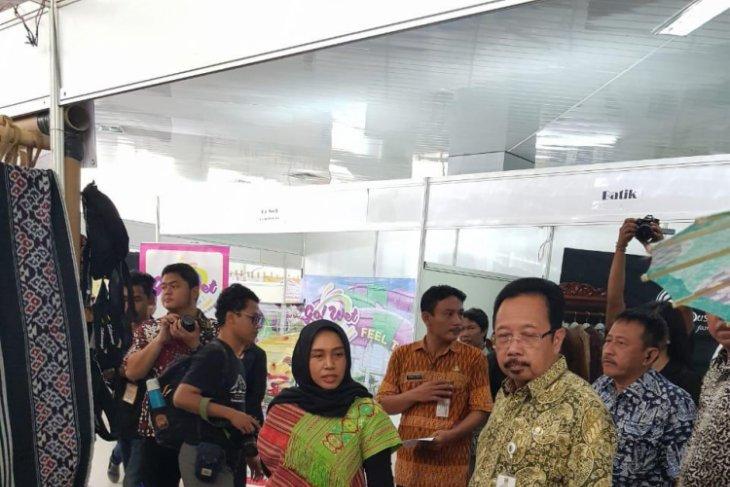 Dinas Pariwisata Bekasi gelar pameran kreatifitas industri