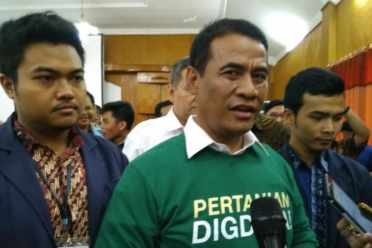 Kementan gandeng BEM se-Indonesia kawal pembangunan pertanian