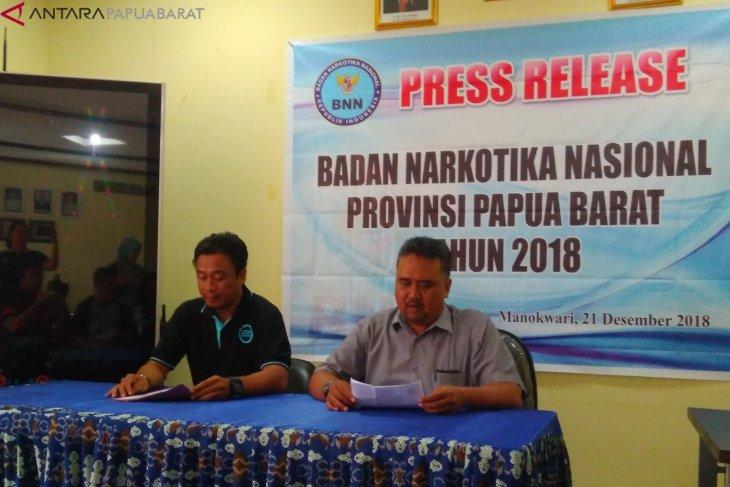 BNN Papua Barat dalami bisnis narkoba Narapidana