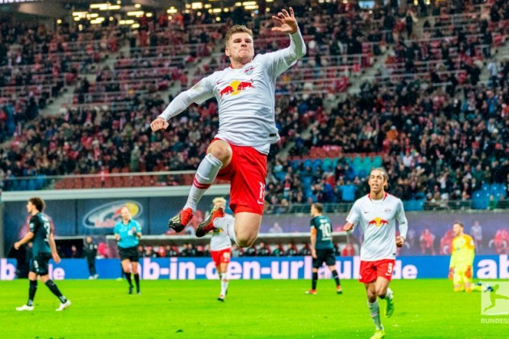 Bayern Muenchen masih maju mundur soal upaya datangkan Werner