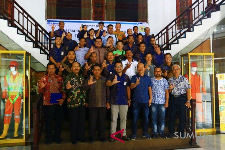 15 pelanggan PLN di Sibolga beralih ke layanan prioritas