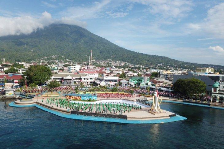 Pemkot Ternate mulai bangun Plaza Gamalama