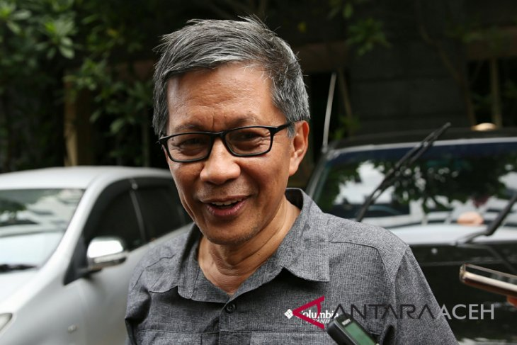 Rocky Gerung hadir di Kuala Lumpur