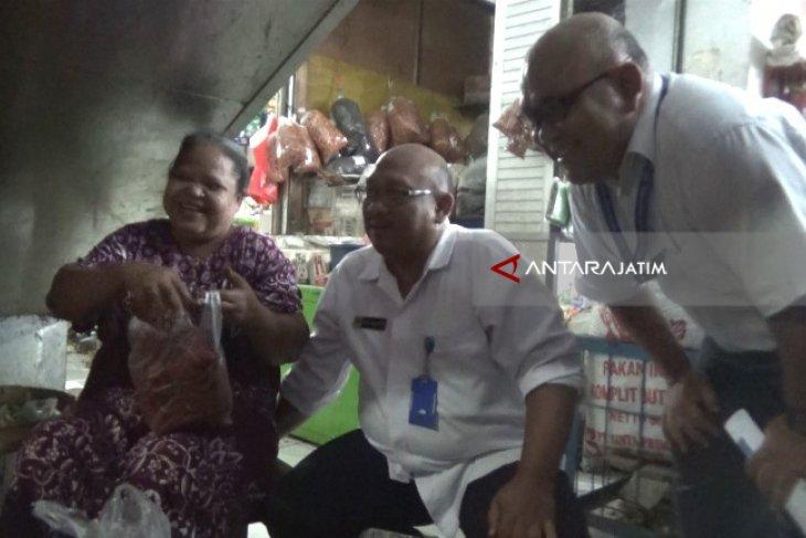 TPID Kota Madiun Lakukan Sidak Pasar Jelang Natal-Tahun Baru