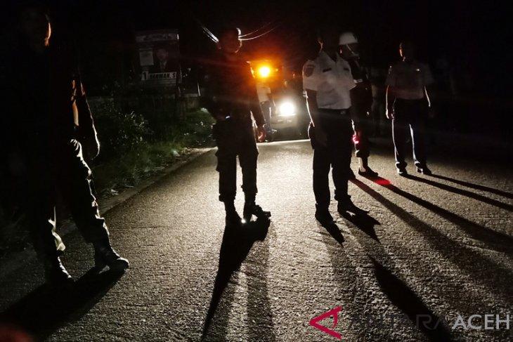 Tim gabungan tutup akses ke sejumlah lokasi wisata di Aceh Barat
