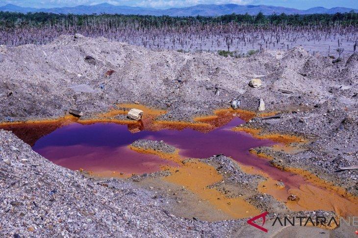Pengolahan emas rakyat Kulon Progo mulai bebas merkuri