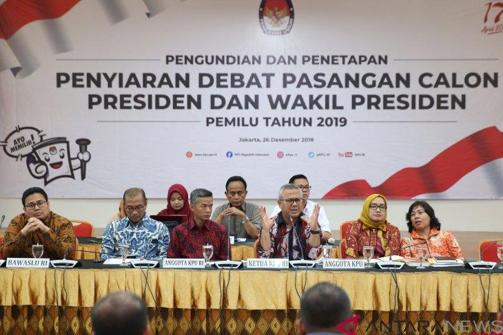 Debate presidencial, JPPR dijo que preguntas