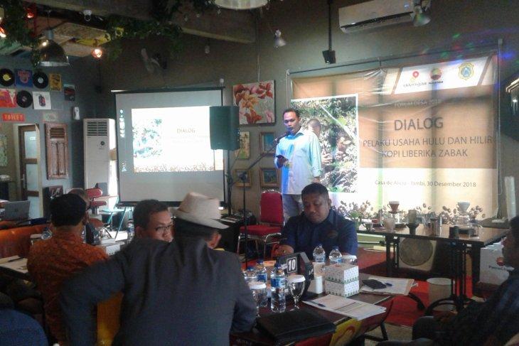 SKK Migas Petrochina pertemukan sektor hulu dan hilir kopi liberika