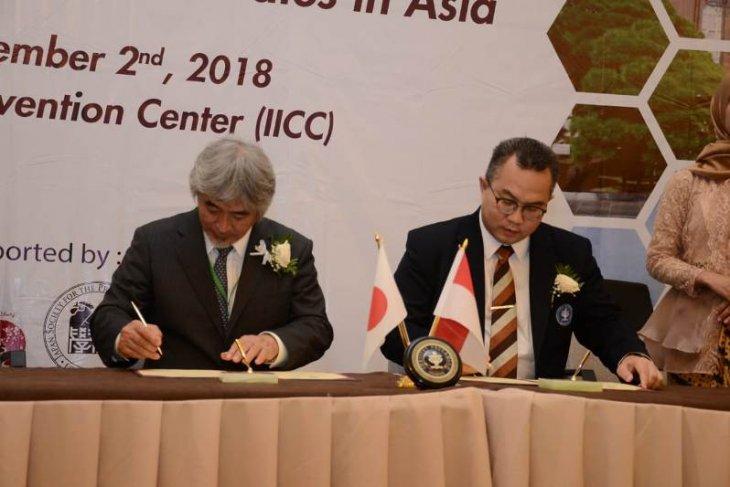 IPB perkuat Program Double Master's Degree dengan Kyoto University
