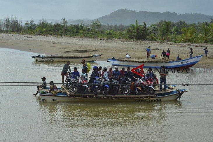 Jasa penyeberangan sungai