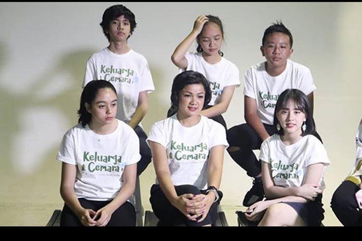 Keluarga Cemara ikuti Festival film ASEAN di London
