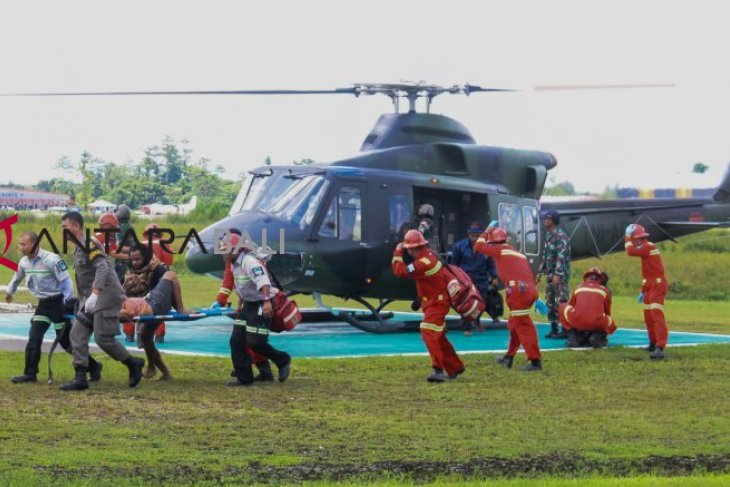 TNI/Polri masih cari lima korban penembakan Nduga, Papua