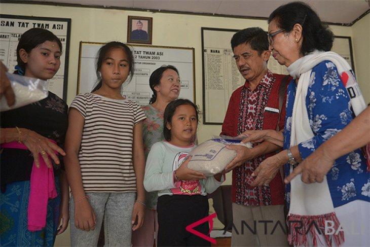 LKBN ANTARA Bali adakan bakti sosial ke