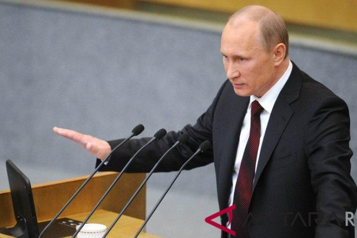 Vladimir Putin katakan siap berbincang dengan Donald Trump