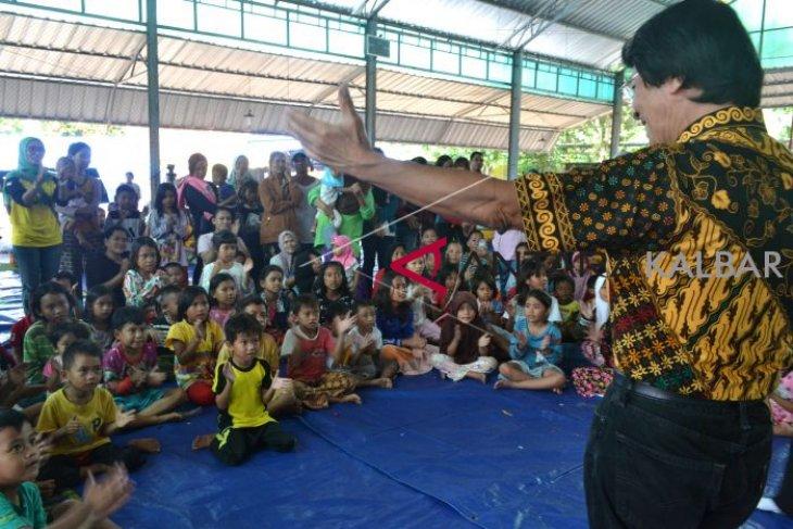 Pemuda Katolik ajak masyarakat doakan korban bencana tsunami