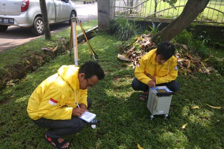 Menteri  Jonan pantau Balai Konservasi Air terkait turunnya permukaan tanah Jakarta