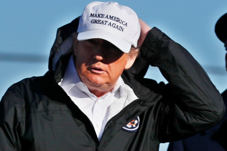 Trump batal ke Davos karena pemerintahan AS tutup