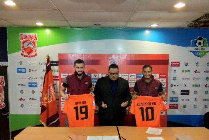 Borneo FC Memperkenalkan Dua Pemain Asing