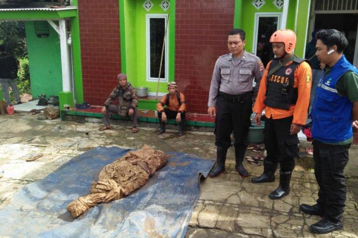 18  jenazah di Nagrak Sukabumi hilang