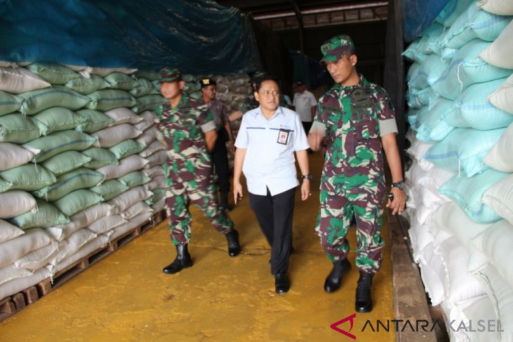 HST rice reserves 13,498 tons