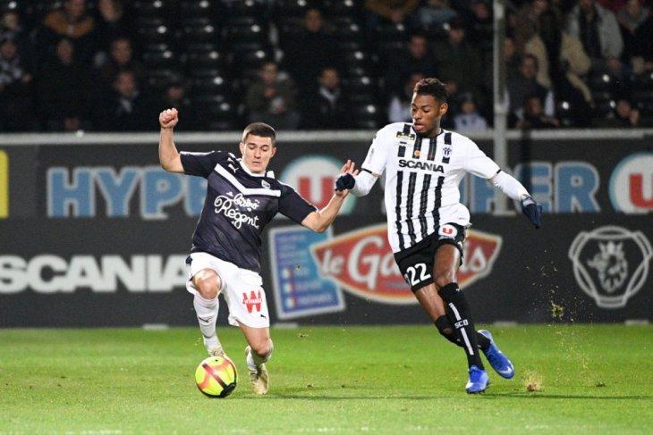 Bordeaux rebut tiga poin di markas Angers