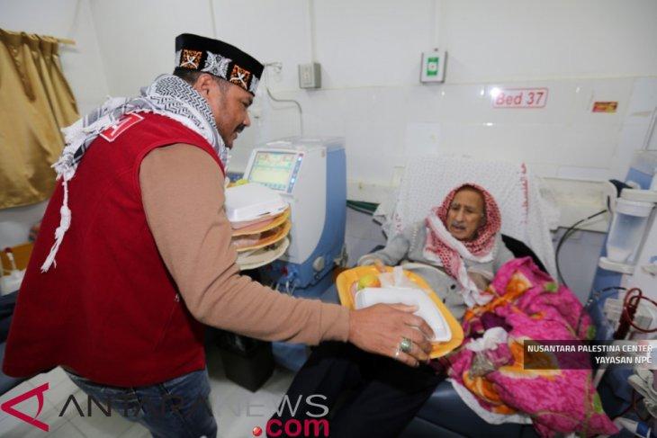 Dapur Amanah Indonesia Sediakan Makanan Pasien Rs As Syifa Gaza