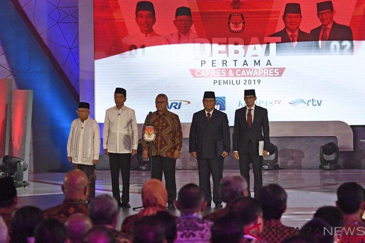Awaiting fair duel in Indonesia`s presidential debate