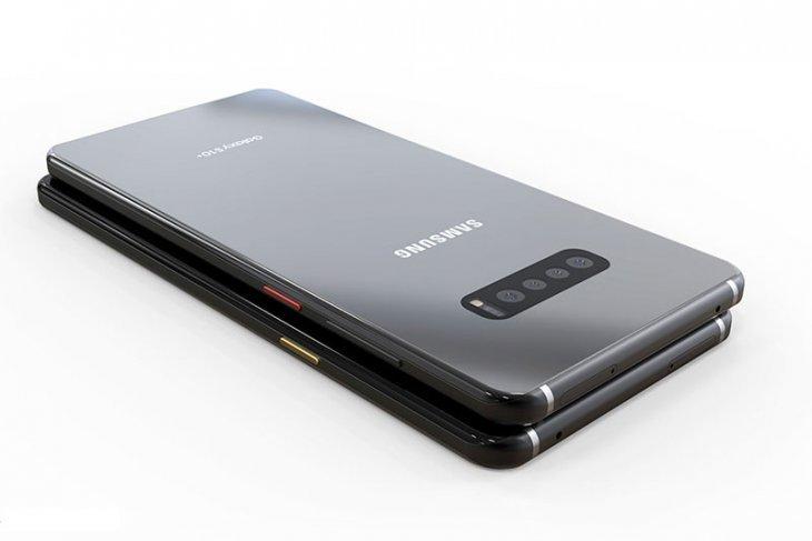 Smartphone 5G Samsung Galaxy S10 X berspesifikasi