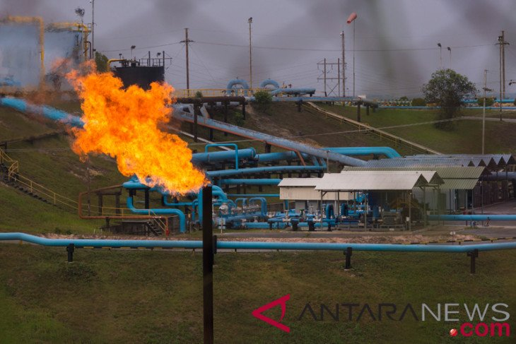 Chevron stops drilling in Rokan block affects national production