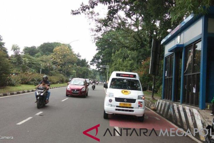 Program konversi angkot Kota Bogor dimatangkan