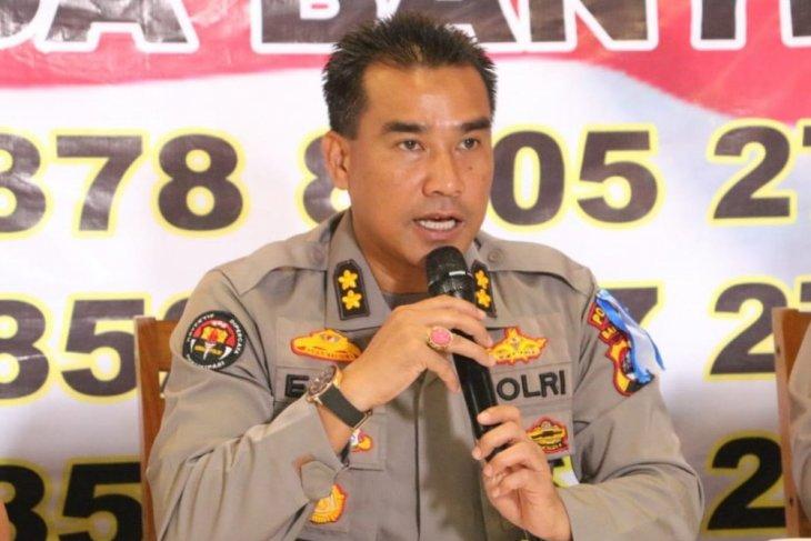 Polda Banten Amankan Empat Orang Diduga Pelaku Penyalahgunaan Narkoba