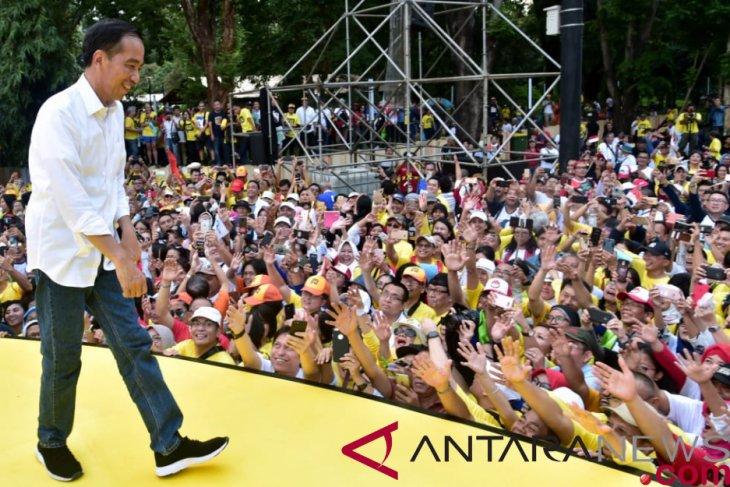 Indonesia will not fall apart: Jokowi