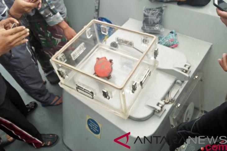 Crashed Lion Air`s CVR found in Karawang waters
