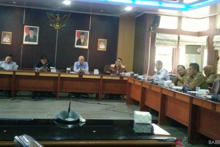 DPRD minta Pemkab Bangka Tengah-KONI segera laporkan pertanggungjawaban Daba Rp57 miliar