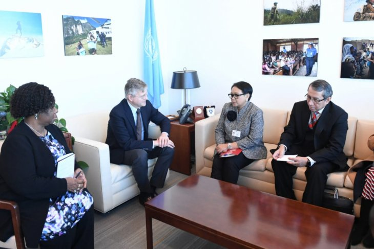 Indonesian UNSC leadership highlights peacekeeping for global peace