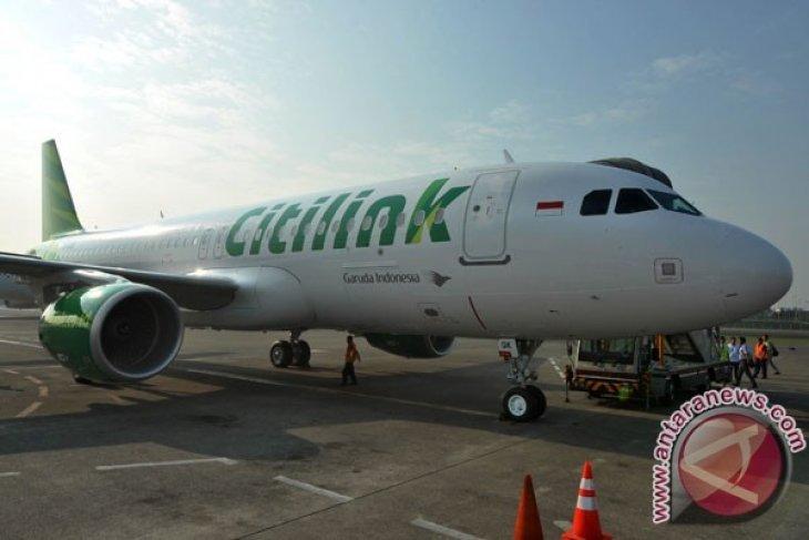 Citilink akan terbangi Palembang-Muara Bungo pada 25 Juni