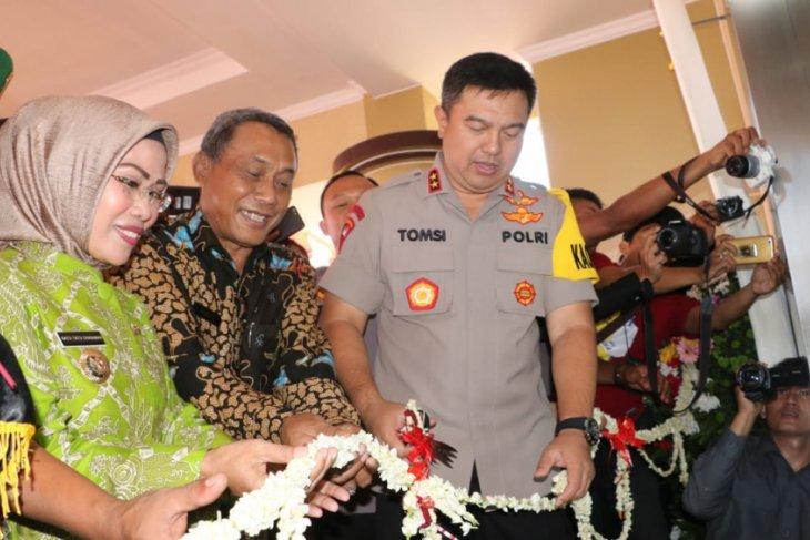 Kapolda Banten Minta Polres Serang Tingkatkan Pelayanan