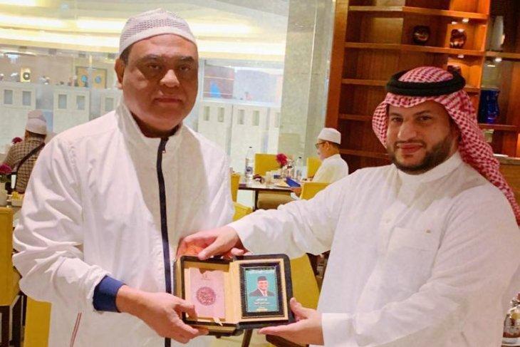 Arabia Saudita ayudará a construir una mezquita