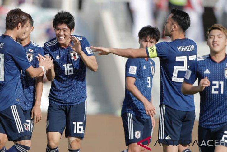 Taklukkan Arab Saudi, Jepang lolos ke perempat final Piala Asia