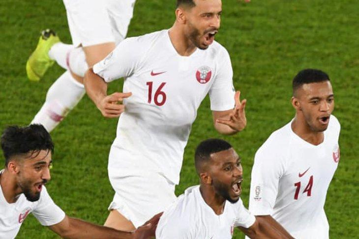 Qatar melaju ke semifinal Piala Asia