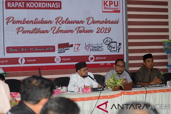 KIP Aceh: laporan dana kampanye segera diaudit
