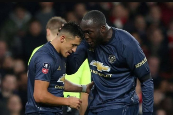 Manchester United sukses singkirkan Arsenal di putaran keempat Piala FA