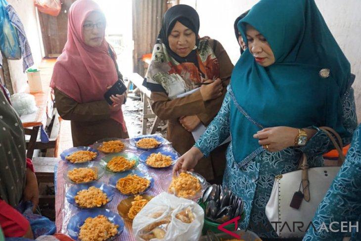 PKK Aceh Tengah gandeng BPOM sidak jajanan sekolah