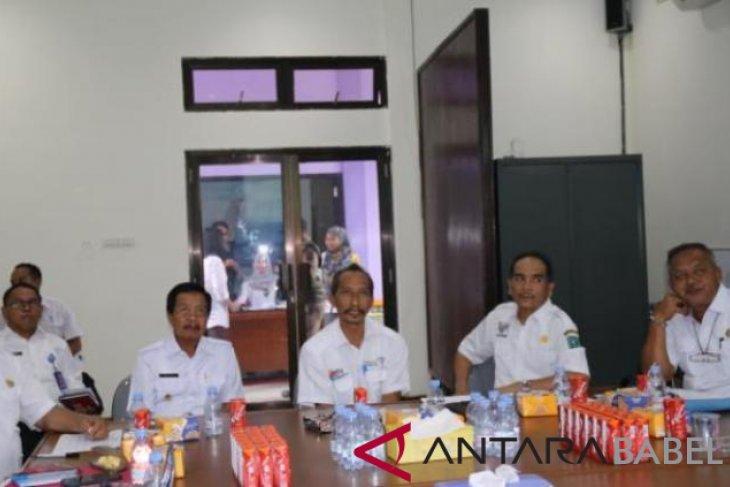 Wagub Babel kunjungi 10 desk program persiapan Rakornis