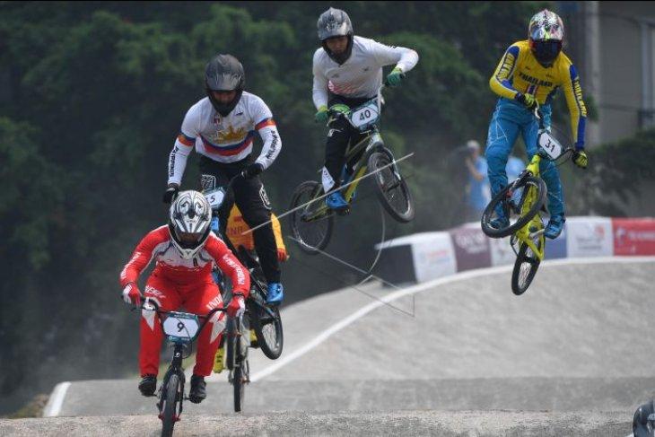Timnas sepeda Indonesia siap ikuti Asian Cycling Championship 2019