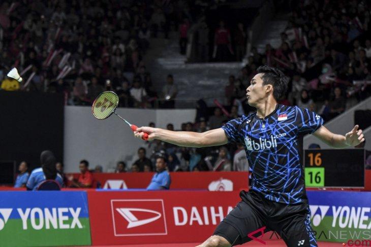 Kalahkan Rasmus, Jojo  ke babak dua Indonesia Open