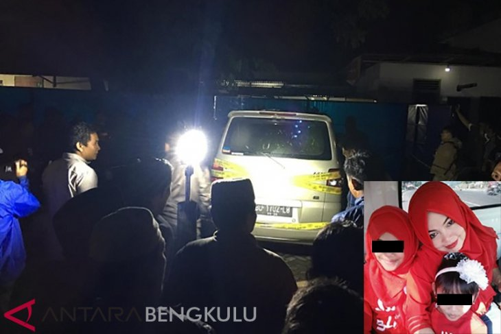 Ini motif dan kronologi pembunuhan sadis satu keluarga di Rejang Lebong