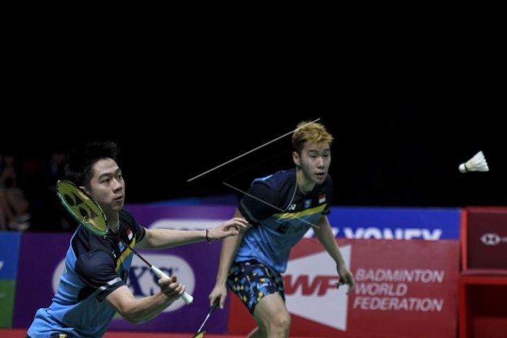 Kevin/Markus sukses pertahankan gelar Indonesia Masters 2019