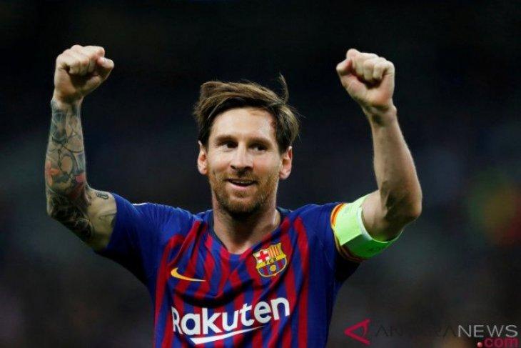 Valverde dan Suarez turut bangga atas pencapaian Messi