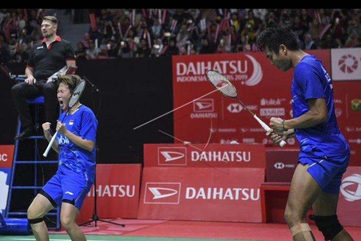 Final Indonesia Masters 2019, final terakhir Owi/Butet